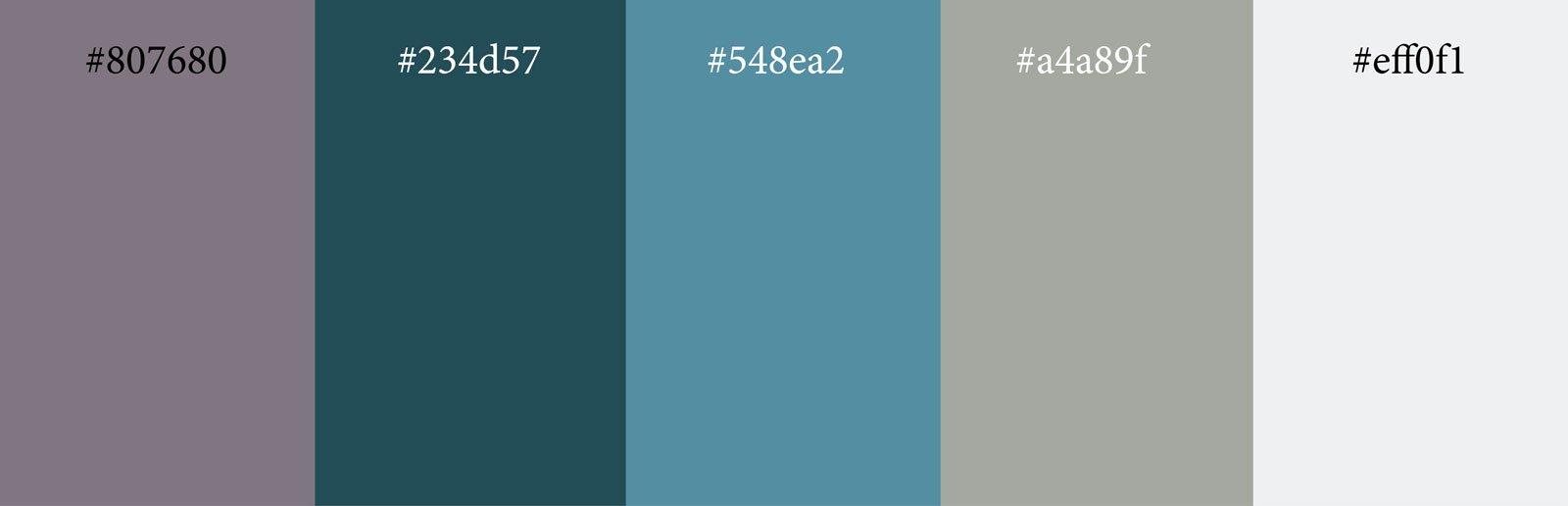 Free Color Palette Neutral