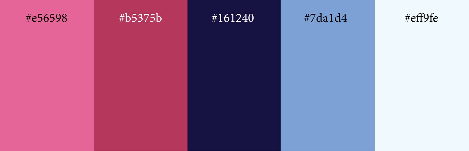 5 Color Palettes to Use on Your Next Design Project | Creative80