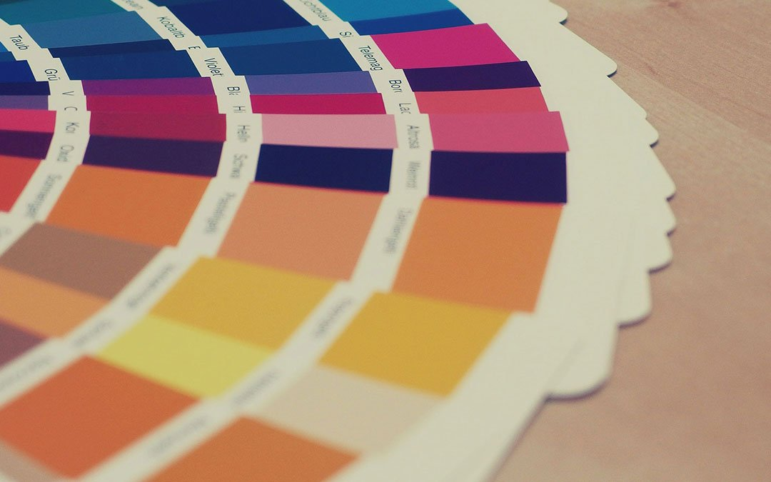 5 Color Palettes to Use on Your Next Design Project